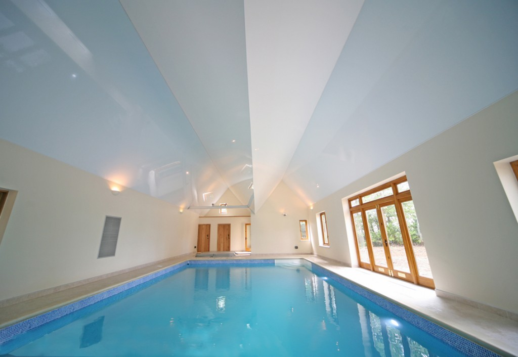 New Build Pool House in Bucks
